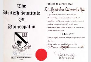 British institute of homeopathy